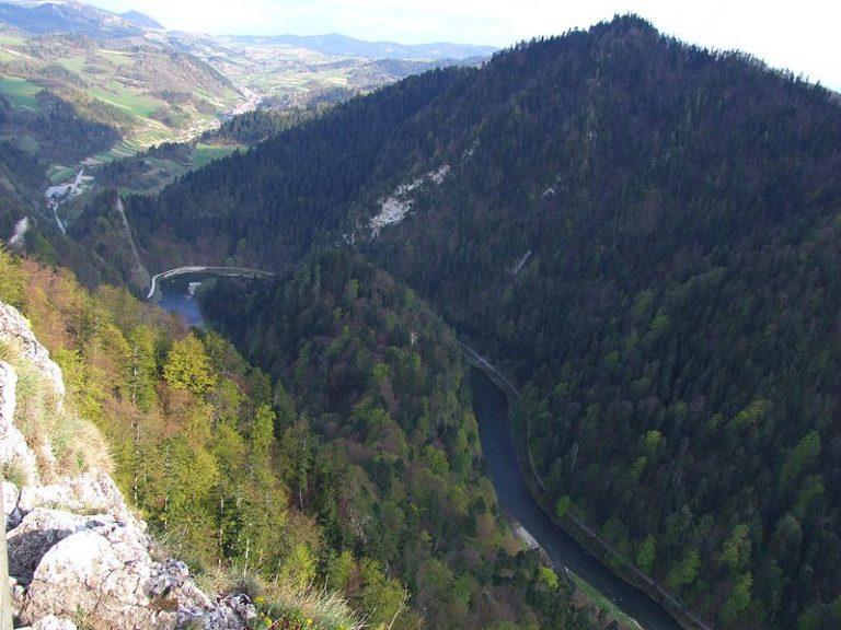 Spływ kajakiem na Dunajcu